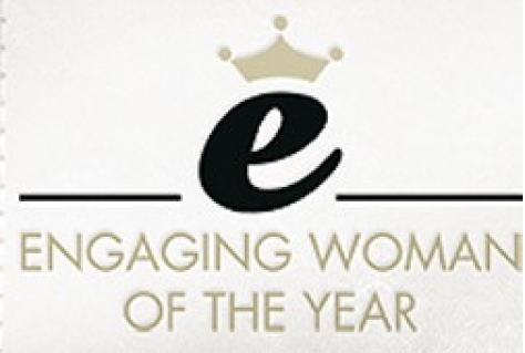 Campingblogger als engaging woman of the year?