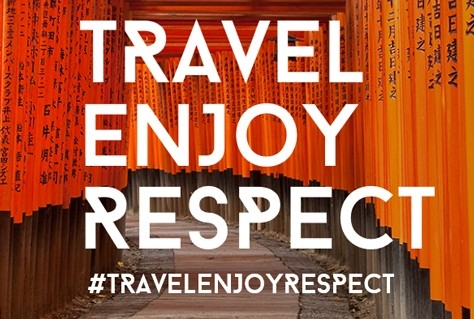 Nieuwe campagne UNWTO: Travel, Enjoy & Respect