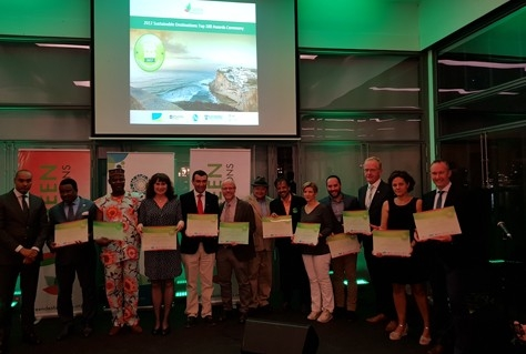 Nederland met 10 noteringen in Top 100 Green Destinations