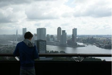 2017 Record hotelovernachtingen in Rotterdam
