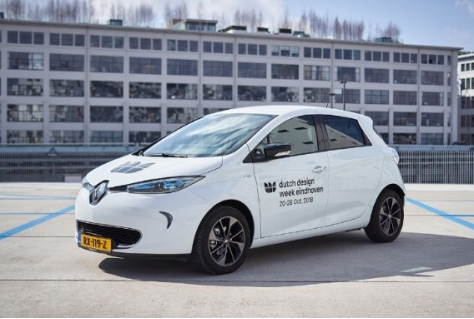 Renault sponsor Dutch Design Week 2018