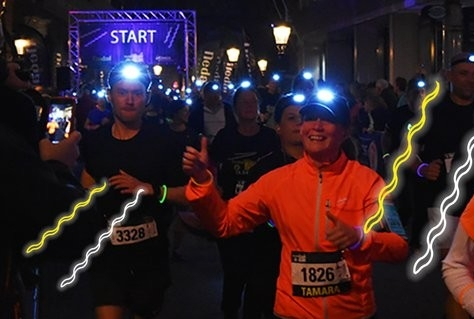 Utrechts eerste night run
