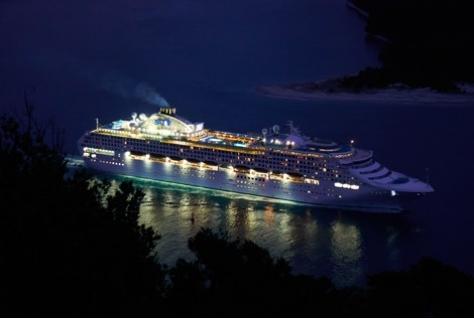 Europese cruise-industrie groeit sterk