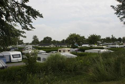 Vijf typen kampeerders