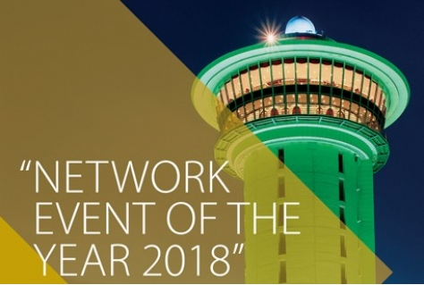 28/11/18 t/m 28-11-18: Network Event of the Year 2018