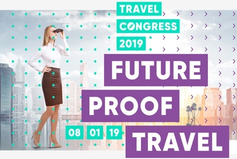 08/01/19 t/m 08-01-19: Travel Congress