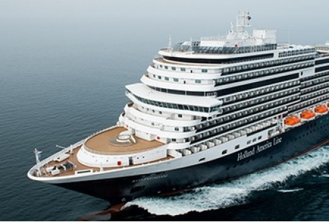 Holland America Line is eventpartner NK schaatsen