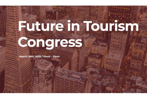 28/03/19 t/m 28-03-19: Future in Tourism Congress