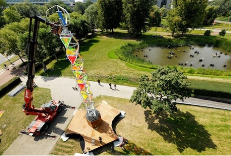 Green Energy Mill voor festivals