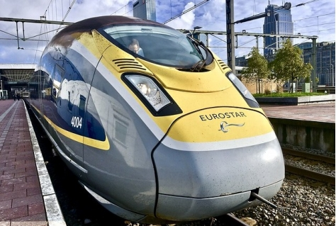 Internationale trein groeit fors door