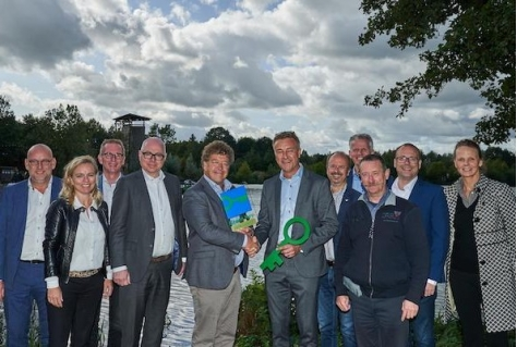 Green Key Goud voor Nederlandse Center Parcs parken
