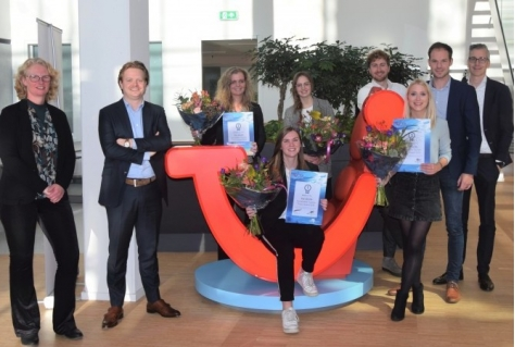 Sophie van den Top wint TUI CELTH Sustainable Tourism Thesis Award 2019