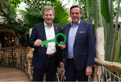 Green Key voor alle Europese Center Parcs parken