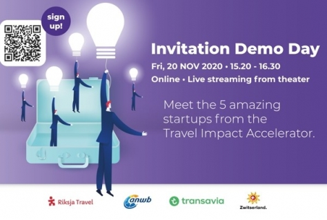 20/11/20 t/m 20-11-20: Demo Day Travel Impact Lab
