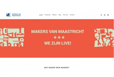 Platform Makers van Maastricht is live
